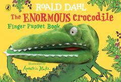 Enormous Crocodile's Finger Puppet Book