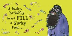 Roald Dahl: Revolting Things to Touch and Feel