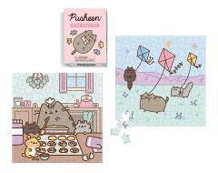 Mini Puzzle - Pusheen