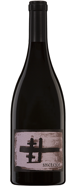 Vin rosu - Smerenie, Shiraz, Pinot Noir, 2017, sec