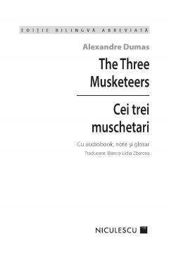 Cei trei muschetari - The three musketeers