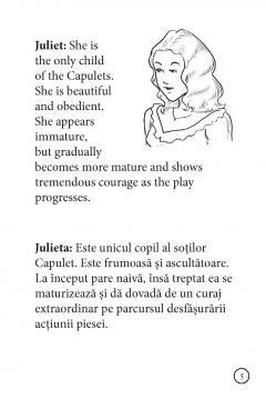 Shakespeare pentru copii: Romeo si Julieta