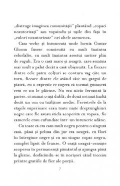 Gustav Gloom si rapitorul