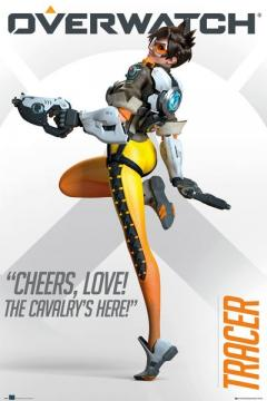Poster - Overwatch Tracer
