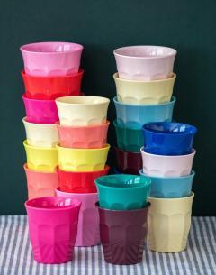 Set cesti espresso - Sunny Colors