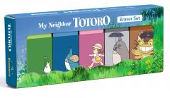 Set 5 radiere - My Neighbor Totoro