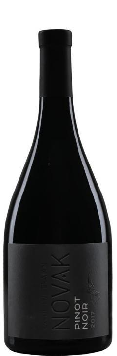 Vin rosu - Novak, Pinot Noir, sec, 2017