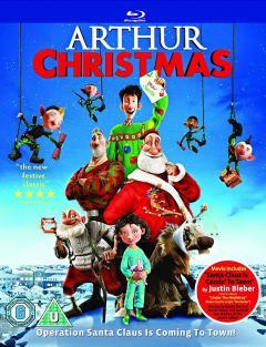 Marea cursa de Craciun / Arthur Christmas (Blu-ray Disc)