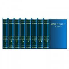 Integrala Mihai Eminescu (Opera completa - 8 volume)