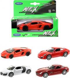 Macheta Supercars Welly - mai multe modele
