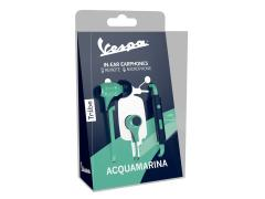 Casti In-Ear - Vespa Acquamarina