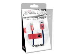 Cablu lightning - Spiderman