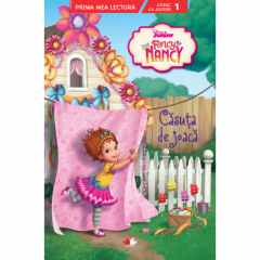 Fancy Nancy. Casuta de joaca - Citesc cu ajutor (Nivelul 1)