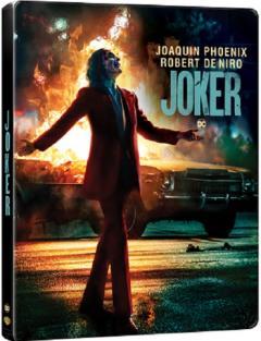 Joker (4K Ultra HD - Steelbook)