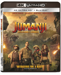 Jumanji: Aventura in jungla / Jumanji: Welcome to the Jungle