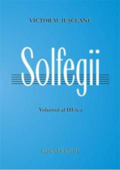 Solfegii Vol. 3