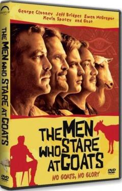 Omul care se holba la capre / The Men Who Stare at Goats