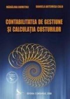 contabilitate de gestiune si calculatia costurilor