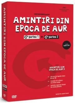 Amintiri din Epoca de Aur (DVD Boxset - partea 1 + partea 2)