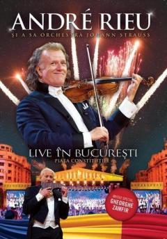 Andre Rieu - Live In Bucuresti 2015