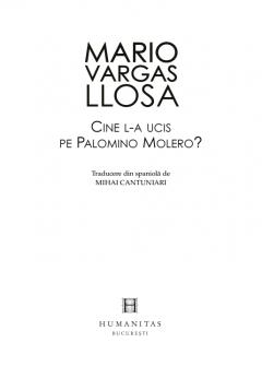 Cine l-a ucis pe Palomino Molero?