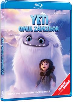 Yeti - Omul Zapezilor ( Blu-ray Disc)