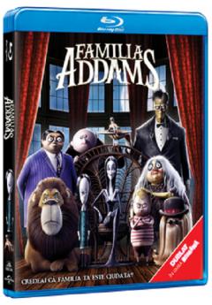 Familia Addams (Blu-ray Disc)