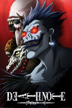 Poster - Death Note - Shinigami