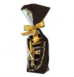 Mini tablete de ciocolata - Sachet napolitains Bio