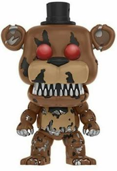 Figurina - Five Nights At Freddy`s - Nightmare Freddy