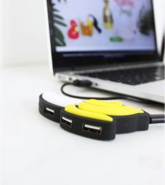 Hub USB - Banana