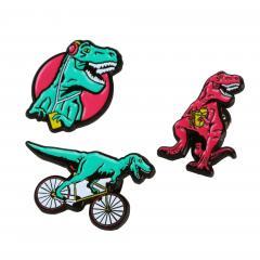Set 3 insigne - T-Rex