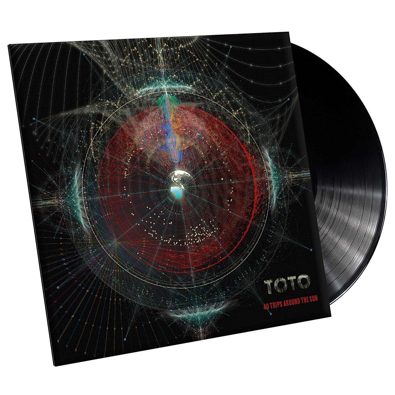 Greatest Hits 40 Trips Around The Sun Vinyl Toto
