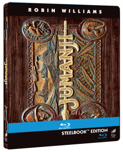 Jumanji (Blu Ray Disc)
