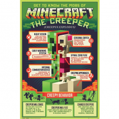 Poster - Minecraft