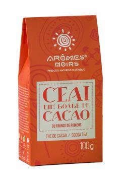 Ceai din boabe de cacao si frunze de rooibos 100 g