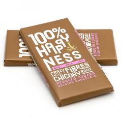 Ciocolata cu lapte - Balance - 100% Happyness