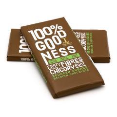 Ciocolata cu lapte cu 3 tipuri de nuci - Balance - 100% Goodness