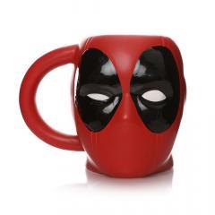 Cana - Marvel - Shaped Deadpool