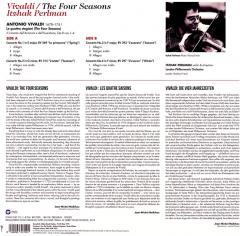 Vivaldi: The Four Seasons - Vinyl