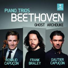 Beethoven: Piano Trios No. 5, Ghost & No. 7, Archduke
