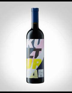 Vin rosu - Kultura merlot, demisec, 2017
