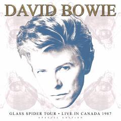 Glass Spider Tour Live Canada 1987 - Vinyl