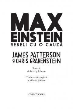 Max Einstein. Rebeli cu o cauza