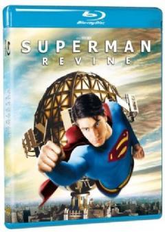 Superman revine / Superman Returns (Blu Ray Disc)