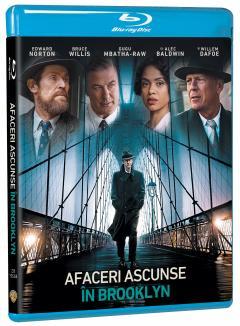 Afaceri ascunse in Brooklyn (Blu Ray Disc) / Motherless Brooklyn