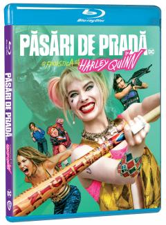 Pasari de Prada si Fantastica Harley Quinn (Blu Ray Disc) / Birds of Prey: And the Fantabulous Emancipation of One Harley Quinn