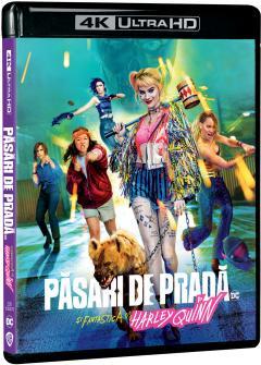 Pasari de Prada si Fantastica Harley Quinn (4K Ultra HD) / Birds of Prey: And the Fantabulous Emancipation of One Harley Quinn