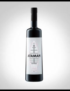 Vin rosu - Ataman, Merlot, sec, 2019