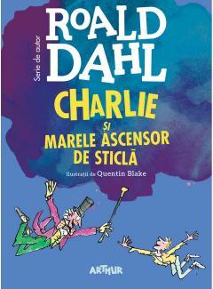 Charlie si Marele Ascensor de Sticla